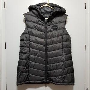 BeBe Sport Hooded Puffer Vest
